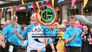 Pitlochry Queens Baton Relay | Commonwealth Games 2014
