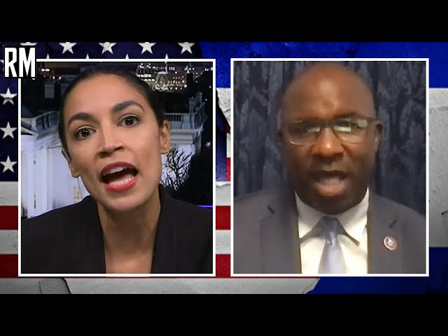 AOC & Bowman Give Garbage Answers on Funding Israeli 'Iron Dome'