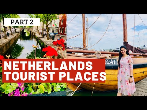 Netherlands Tourist Places | 3 Beautiful Dutch Villages |Part 2 |Marken, Volendam, Edam | Hindi Vlog