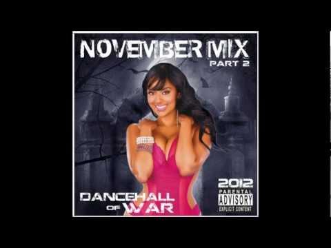 New Dancehall November Mix 2012, Vybz Kartel, Tommy Lee & More