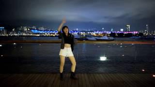 香港からの女の子です 今回はアンジュルムさんの上手く言えないを踊って...