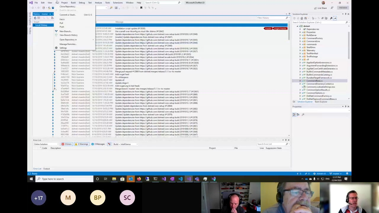 Download What's new in Visual Studio 2019 v16.6 Preview