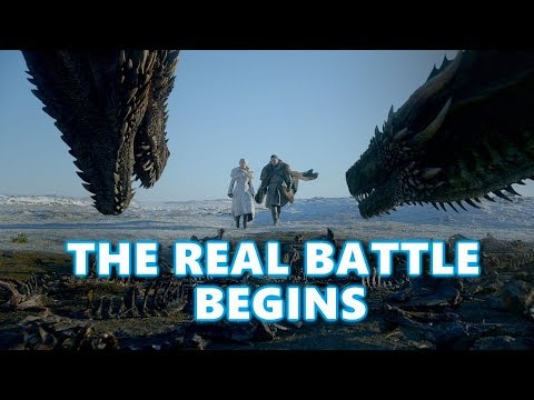 GAME OF THRONES SEASON 8, EPISODE 4 LIVE REACTION - THE REAL WAR BEGINS