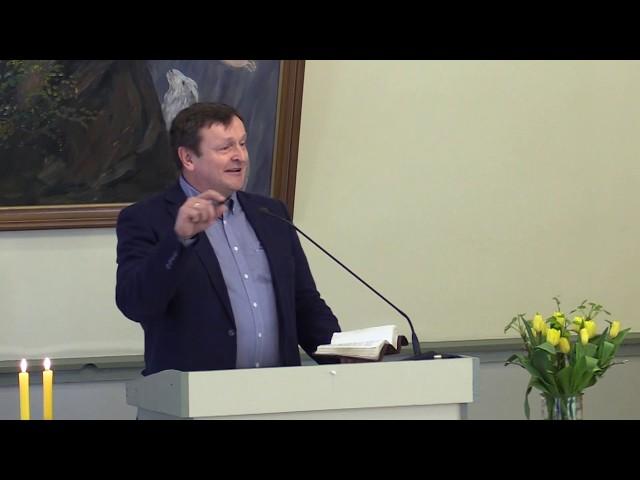 2019.04.19 Odd Eivind Stensland: Det himmelske sjibbolet