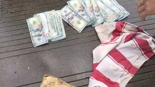 Sanitation Workers Rummage Tons of Garbage to Find Lost Money for Owner