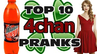 Top 10 4chan Pranks - GFM