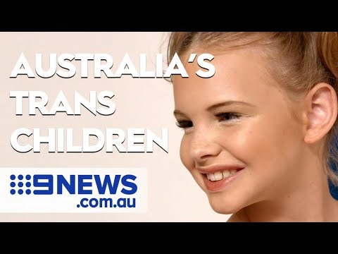 Inside The Lives Of Australian Trans Children | Nine News Australia