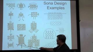 Ethnomathematics: Sona Designs from Africa