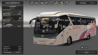 ETS2 Review Laksana Legacy SR2