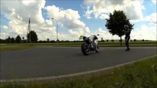 Honda CBR 1000 RR Termignoni Sound Ohne DB Killer