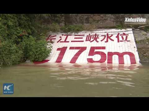 China's Three Gorges Dam hits full capacity