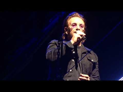 U2 - Paris Accorhotels Arena 08/09/2018 - 1st Part - Multicam one8ung audio