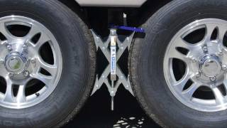 BAL X-Chock Prevents RV Tire Shifting