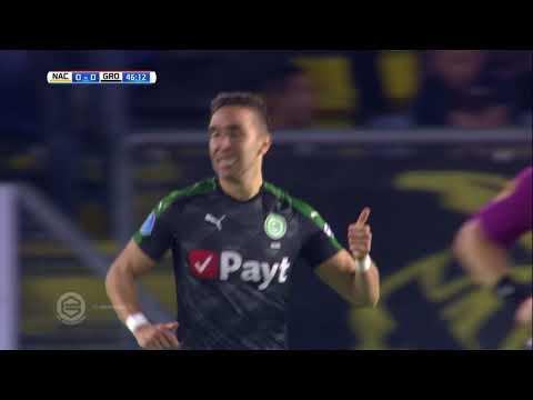 Samenvatting NAC Breda - FC Groningen 2-1 (16-09-2017)