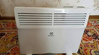 Краткий обзор конвектора Electrolux ECH/AG-1000 MFR