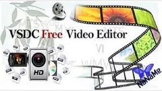 Краткая инструкция по монтажу видео в программе VSDC FREE VIDEO EDITOR
