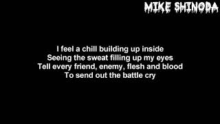 Mike Shinoda - Fine   Lyrics Video