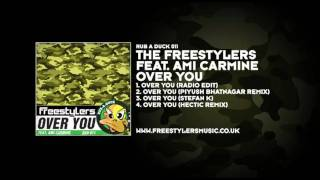 The Freestylers feat. Ami Carmine - Over You (Piyush Bhatnagar Remix)