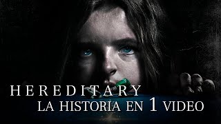 Hereditary: La Historia en 1 Video