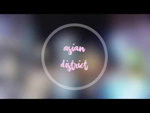ASIAN DISTRICT + OKC PARK✨