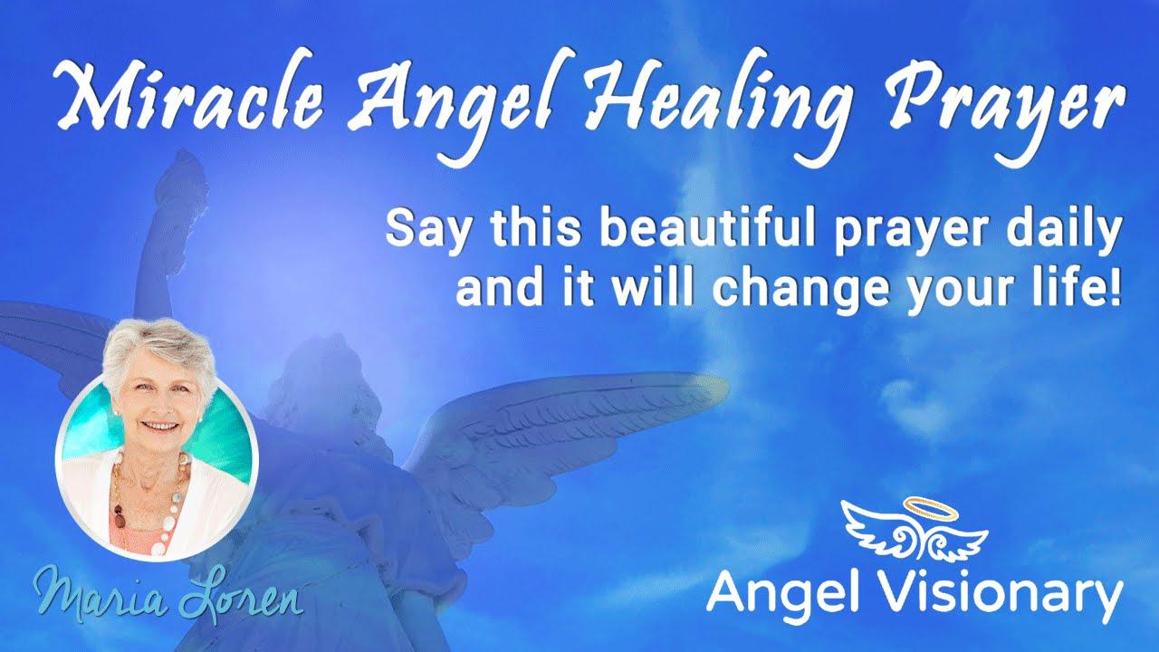 Angel Healing Prayer -...