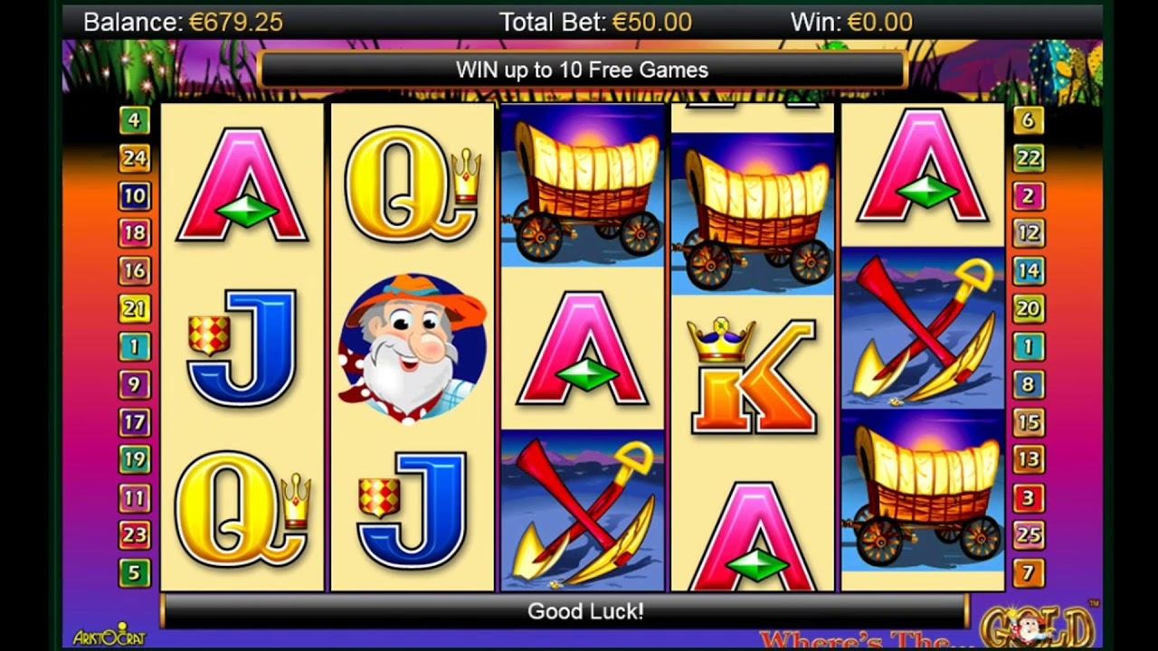 Free Online Casino Slot Games With Bonus Rounds