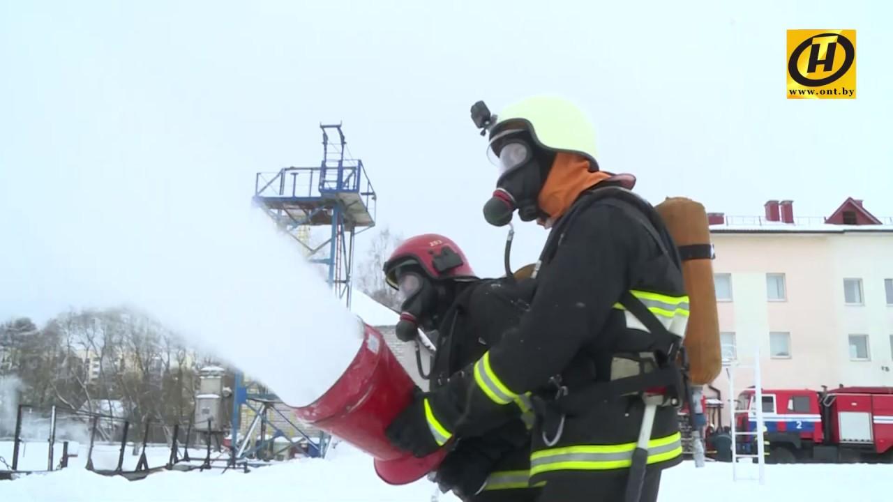 Полоса препятствий спасателей - мы попробовали!