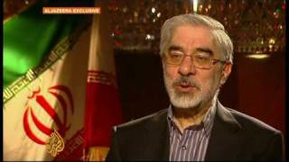 Iran elections: Mousavi speaks to Al Jazeera - 11 Jun 09