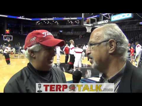 TerpTalk with Don Markus and Alex Prewitt from Brooklyn Terps v UConn