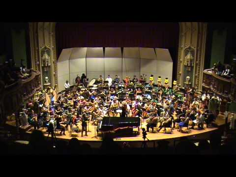 The University of Chicago Symphony Orchestra plays Saint-Saëns, Danse Macabre