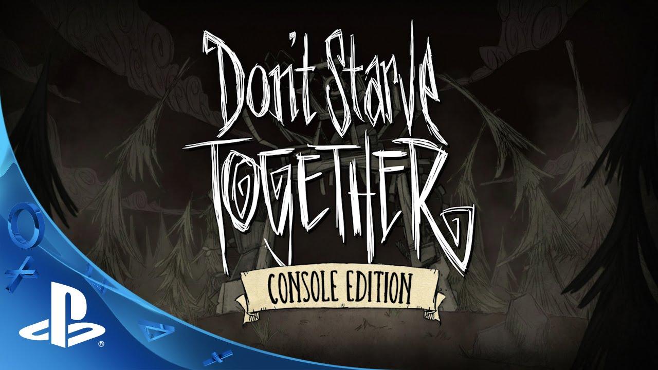 لعبة Don't Starve Together: Console Edition - العرض التشويقي لجهاز PS4
