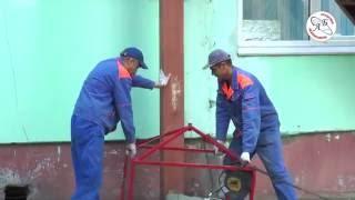 видео Оборудование для кровельных работ: СНиП, техника безопасности