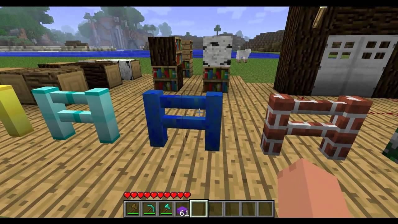 Building Block Mod