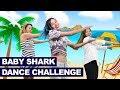 Baby Shark Dance Challenge by Power PAK Girls