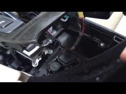 Centre Console Removal Bmw 5 Series 2011 And Newer Youtube