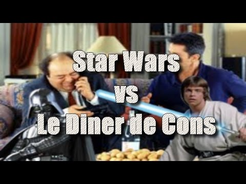 parodie star wars visiteurs