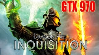 Dragon Age Inquisition • PC 1080p 60FPS • MAX SETTINGS • GTX 970 • SweetFX • gameplay HD
