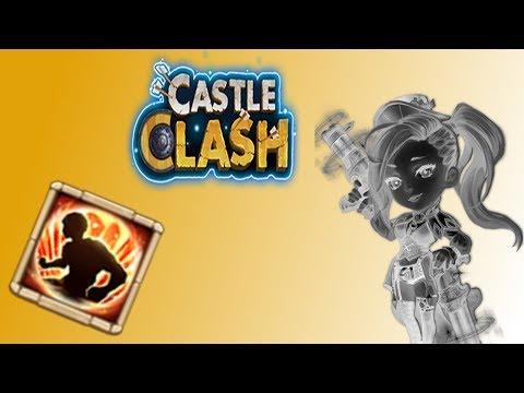 Castle Clash | Wie hoch ist die Wahrscheinlichkeit ein Schärfen Set zu bekommen? | Schloss Konflikt