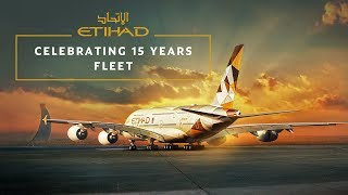 2003-2018 Fleet | Etihad Airways
