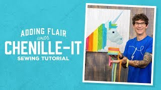 Jelly Roll Friendly By: Elizabeth Hartman New New LISA THE UNICORN Quilt Pattern Uses 2-12 Fabric Strips