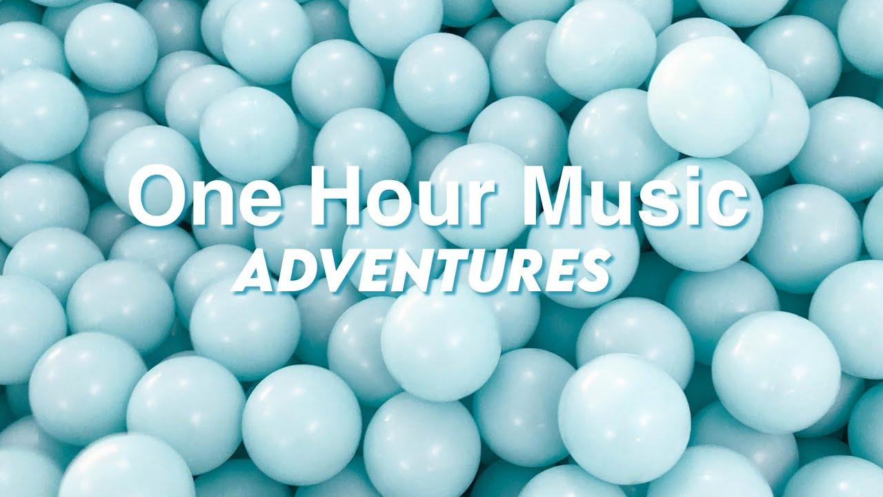 Adventures - A Himitsu (1 hour music)