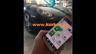 PORSCHE BOXSTER-ΣΥΝΑΓΕΡΜΟΣ TEC-830 GSM/GPS www.korbos.gr