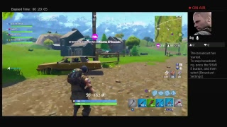 Fortnite:Battle Royale/Fast building/Getting dubs