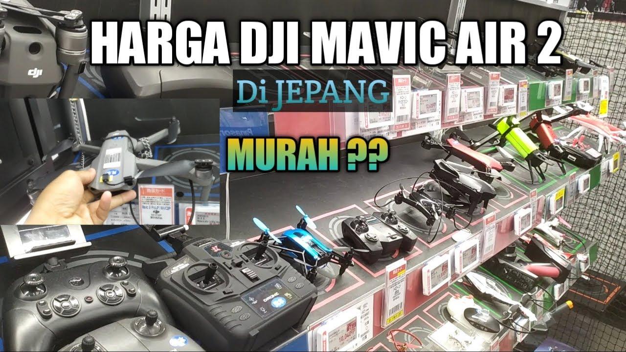 HARGA DRONE DJI MAVIC AIR 2    LANGSUNG DI JEPANG ...