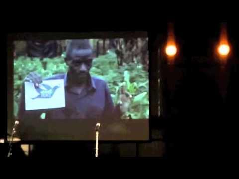 EMMANUEL JAL and MC SOLAR WIND - GUA Africa Benefit Concert