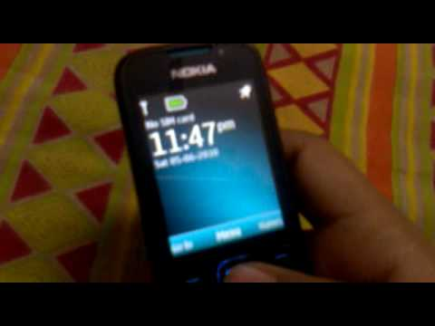 Unboxing of nokia 6303 classic and review