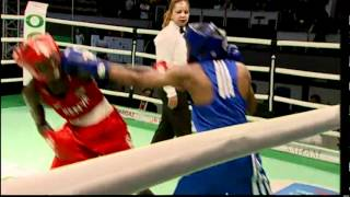Fly (52kg) Final - Njangiru (KEN) vs Oteng (BOT) - 2012 African Olympic Qualifying Event