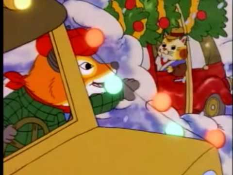 the busy world of richard scarry the best christmas present ever youtube - Best Christmas Present Ever
