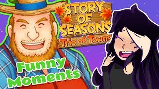Best of Kita: Story of Seasons Trio of Towns Let