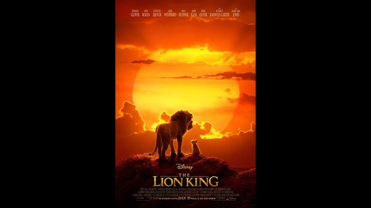 The Lion King 2019 Movie Rant